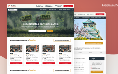 Helping a travel agency improve its online presence and productivity with WooCommerce and Odoo CRM