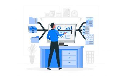 Robotização, como aumentar a produtividade da minha empresa através de recolha de dados.